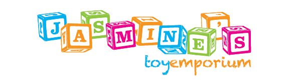 Logo Design for Jasmine's Toy Emporium
