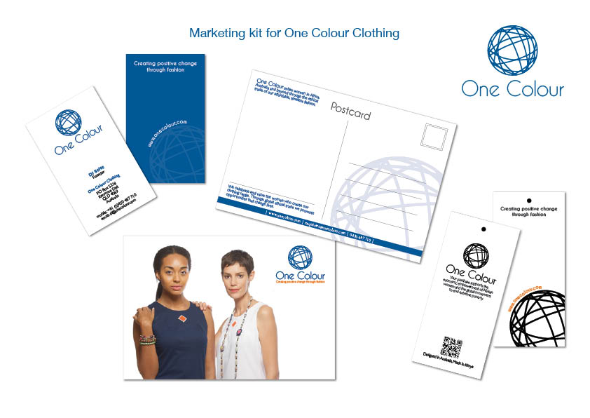 One Colour Marketing Kit