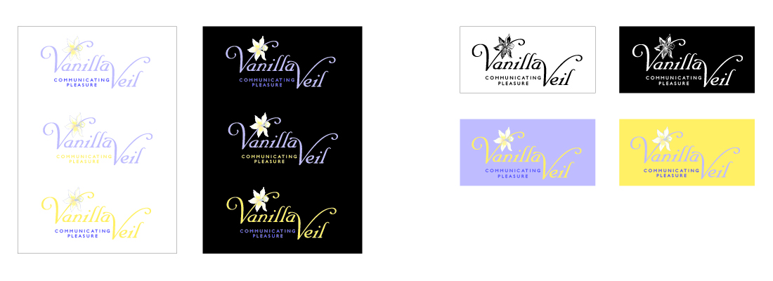 Logo Design for Vanilla Veil