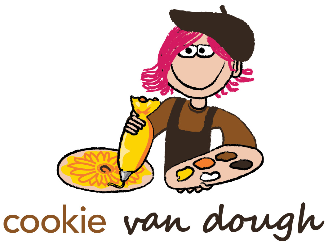 Logo Design for Cookie Van Dough